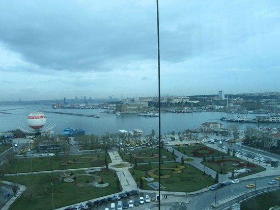 DoubleTree by Hilton Istanbul - Moda : Aussicht