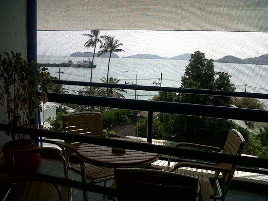 Kantary Bay, Phuket : the bay from the room