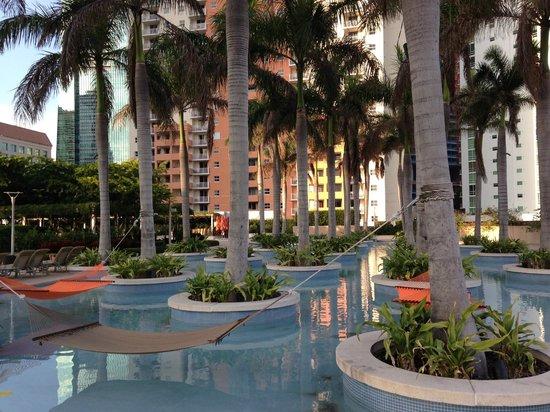 Four Seasons Hotel Miami : Hammock pool