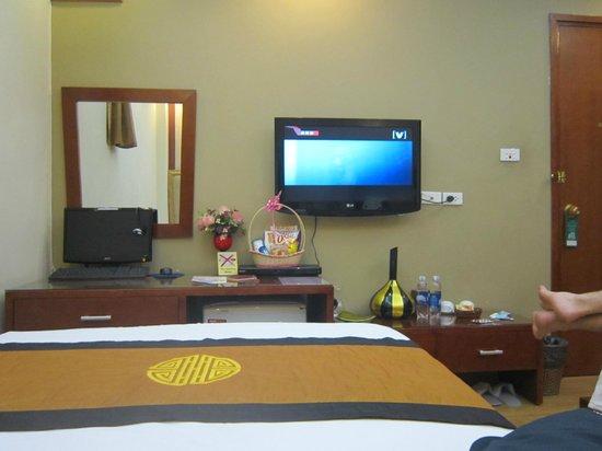 Royal Palace Hotel Hanoi: Номер