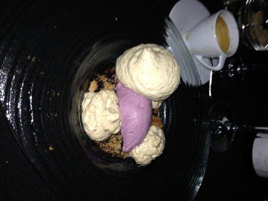 Corral de la Moreria: dessert