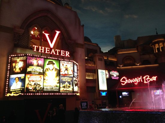 V-The Ultimate Variety Show: V Theater