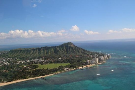 Blue Hawaiian Helicopters - Oahu: In Flight