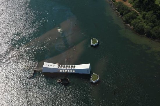 Blue Hawaiian Helicopters - Oahu: Pearl Harbor