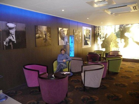 Hotel Roi Soleil Prestige: le lounge