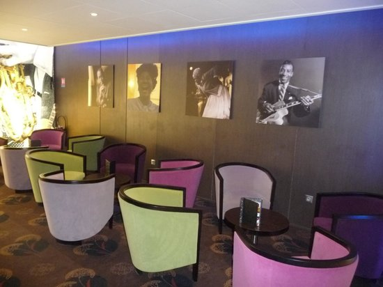 Roi Soleil Prestige : le lounge