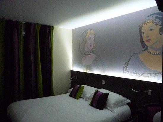 Hotel Roi Soleil Prestige: chambre