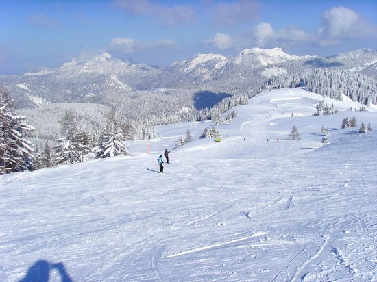 Skigebiet Steinplatte Bild Von Kuhotel By Rilano Waidring