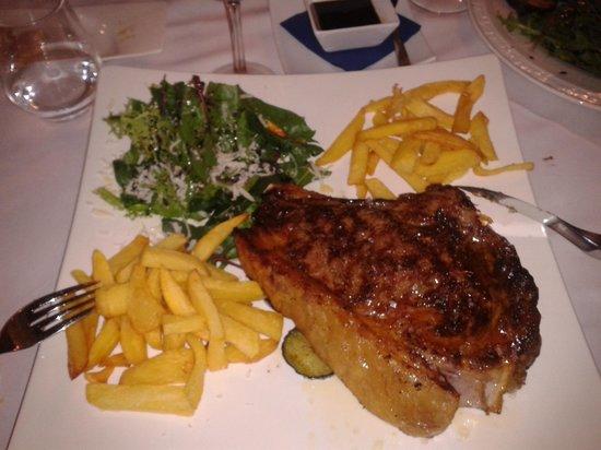 Restaurante Nemesis: Chuleton de buey