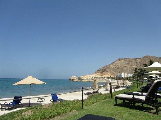 Shangri La Barr Al Jissah Resort & Spa - Al Bandar Hotel : Strand