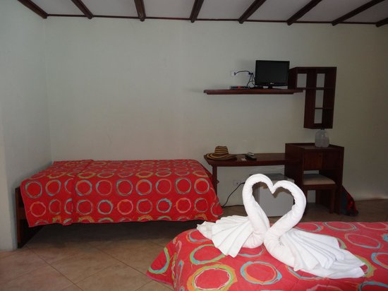 The Eco Hotel Arena Blanca: other view of room