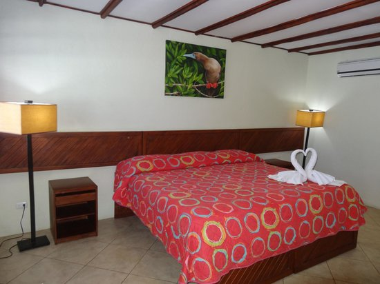 The Eco Hotel Arena Blanca: bed