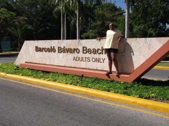 Barcelo Bavaro Beach - Adults Only : welcome to Barcelo Bravara