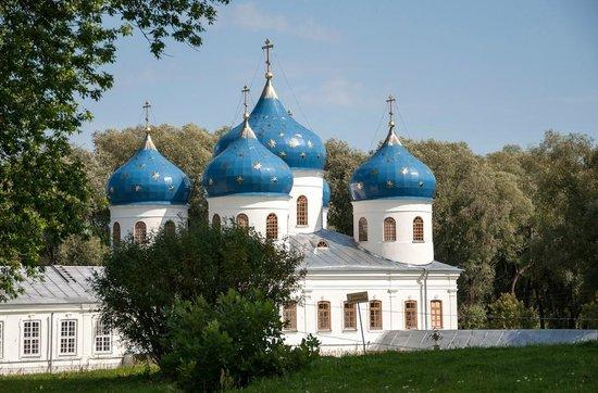 St. George Monastery: Monastero