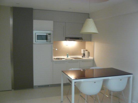 Verudela Beach & Villa Resort: кухня