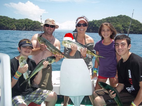 Fishing Adventures: our 2013 Christmas card!