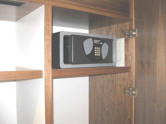 The d Hotel Drogheda: Safe in closet