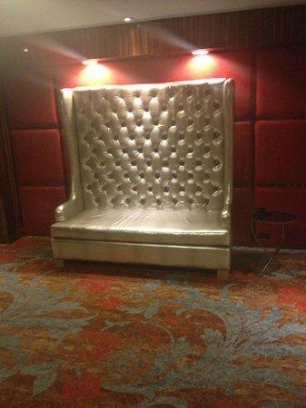 Grand Sierra Resort and Casino: lobby on the 22nd flr