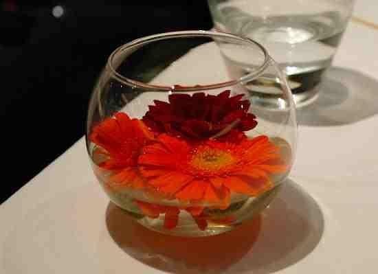 Shima Indian Dining: Shima flower power!