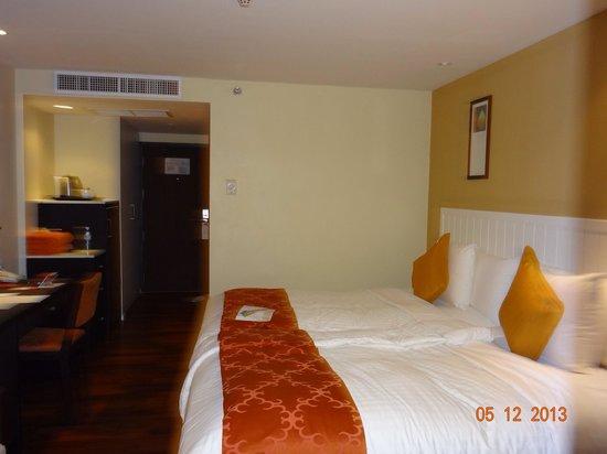 Novotel Phuket Surin Beach Resort.: Наш номер!!!