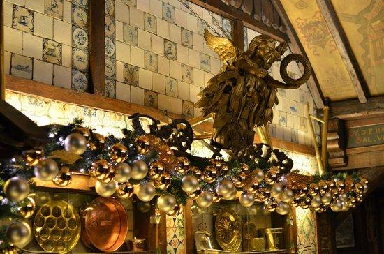 Restaurant d'Vijff Vlieghen: interior