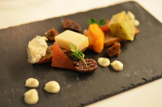 Restaurant d'Vijff Vlieghen: cheese