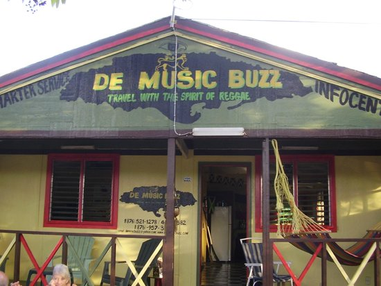 De Music Buzz: Büro