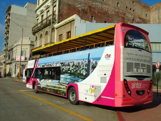 Bus Turístico Montevideo