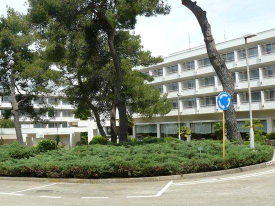 Brioni Hotel: отель