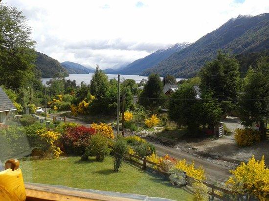 Hosteria Casa del Lago : Vista desde la Hosteria