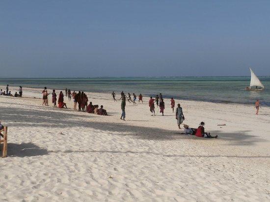 Dream of Zanzibar: Strandleben