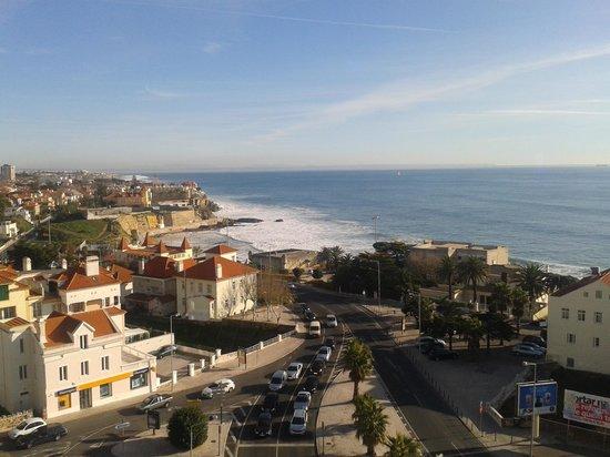 SANA Estoril Hotel : View from room 609