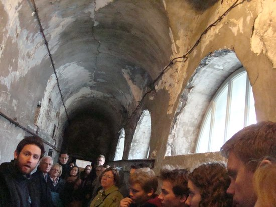 Kilmainham Gaol: On the Tour