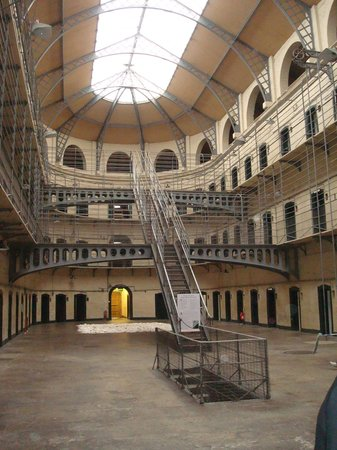 Kilmainham Gaol: Site Featured in the Movies