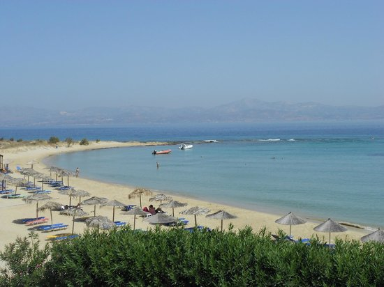 Saint George Hotel: New Golden Beach