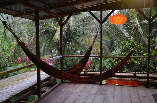 Vista Verde Guest House : top floor