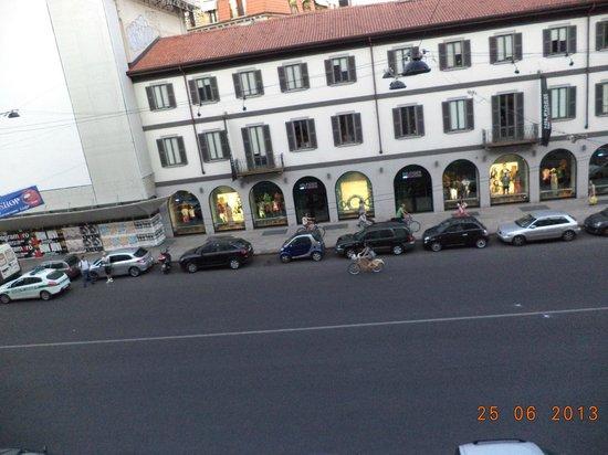 WORLDHOTEL Cristoforo Colombo : view