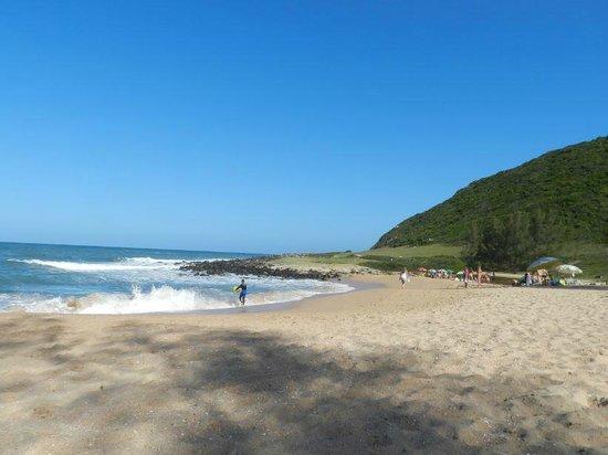 Silveira Beach: Fim de tarde na Silveira