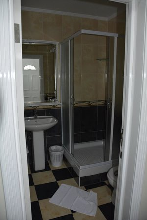Bella Vista Hotel : Ванная комната