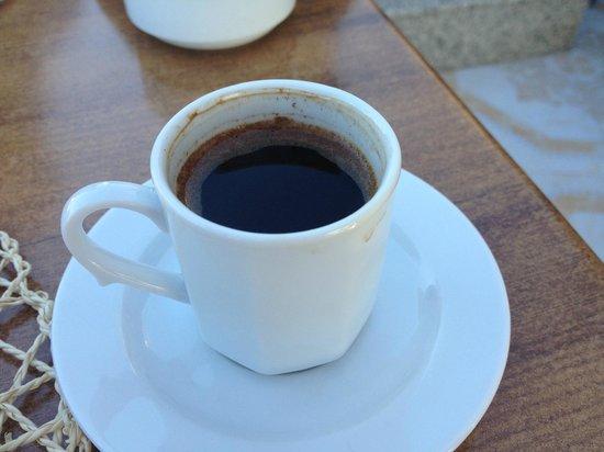 Osmanhan Hotel : Coffee - so good.