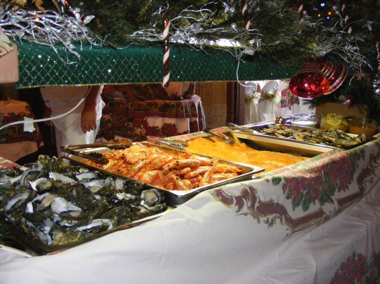 Jacques Manor: buffet