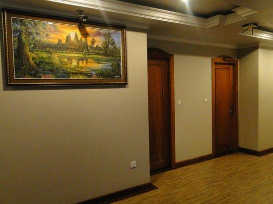 King Fy Hotel : Corridoio 5° piano 2