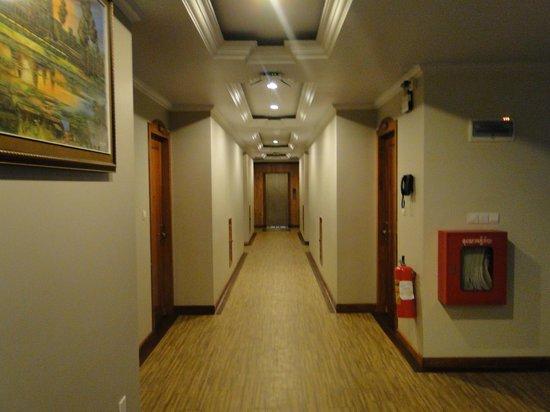 King Fy Hotel : Corridoio 5° piano