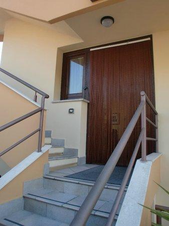 Oliver Hotel: ingresso