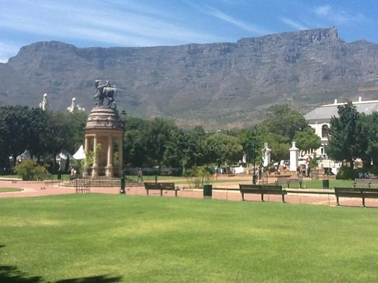 Townhouse Hotel: Company gardens Cape Town