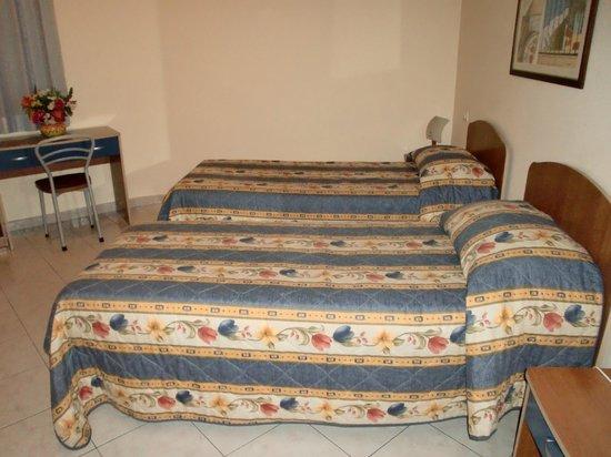 Oliver Hotel: camera doppia