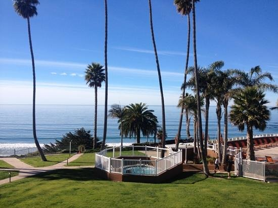 SeaCrest OceanFront Hotel: our view