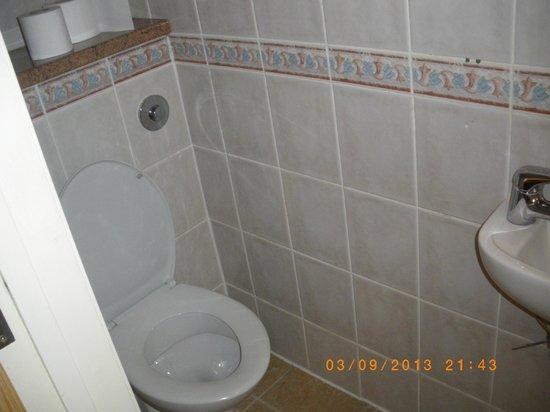 Central Park Hotel@Finsbury Park: micro bagno