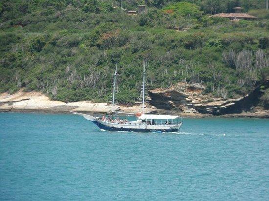 Armacao dos Buzios, RJ: Vista da Ilha