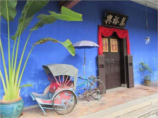 Cheong Fatt Tze - The Blue Mansion : Cheong Fatt Tze